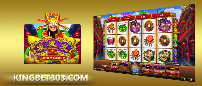 Slot Online Lucky God
