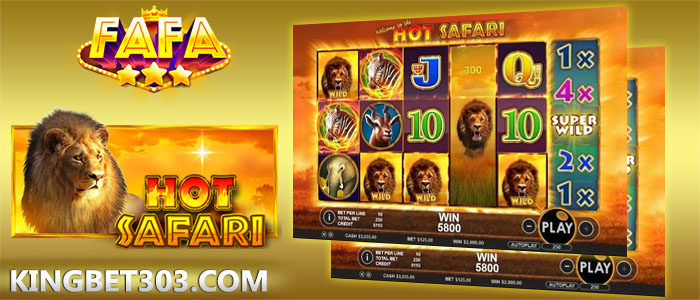 Slot Online Hot Safari