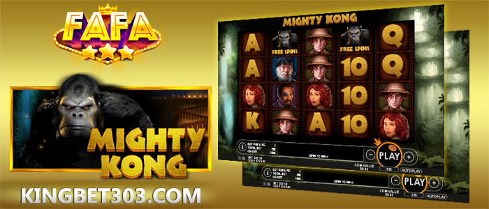 Slot Online Mighty Kong
