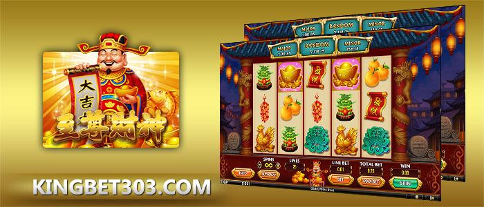 Slot Online Supreme Caishen